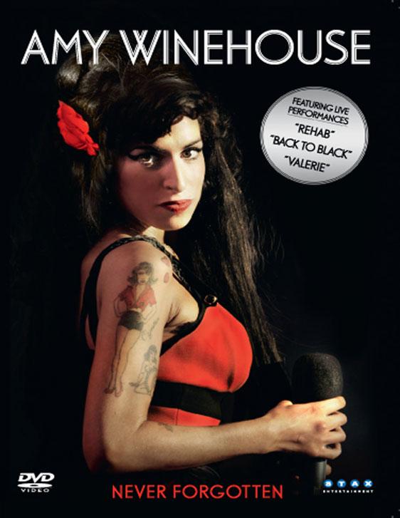 Amy Winehouse: Never Forgotten Poster #1
