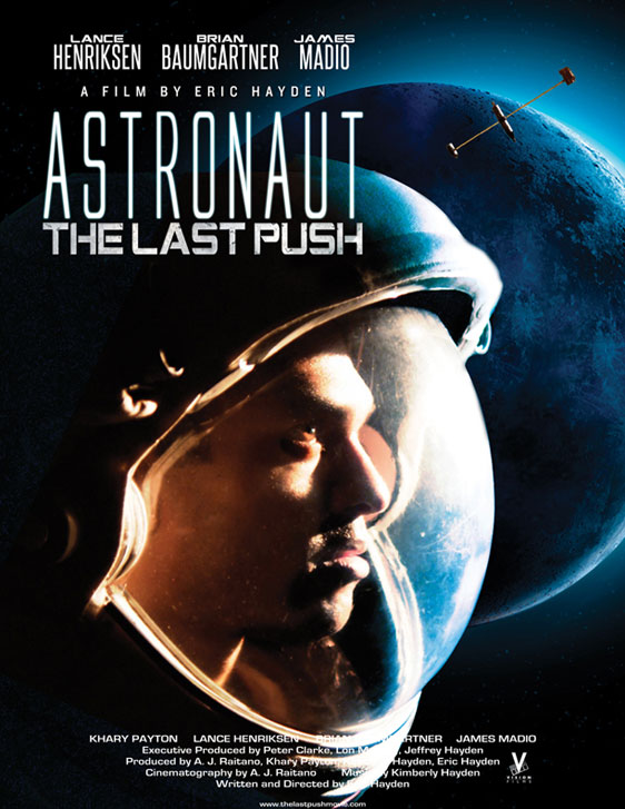 Astronaut: The Last Push Poster #1