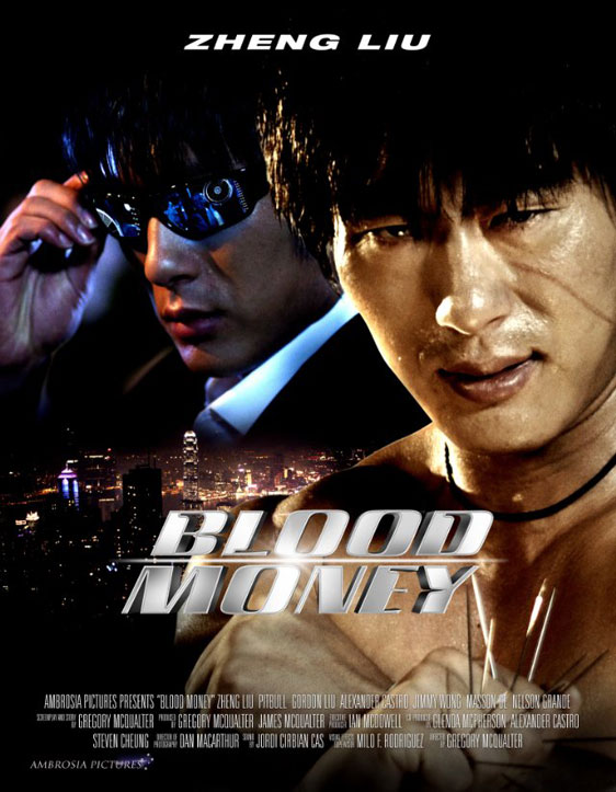 Blood Money Poster #1