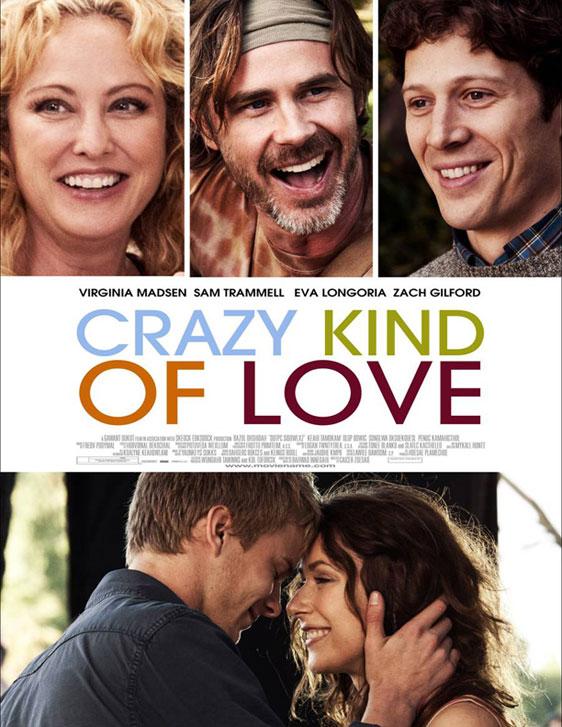 Crazy Kind of Love Poster #1