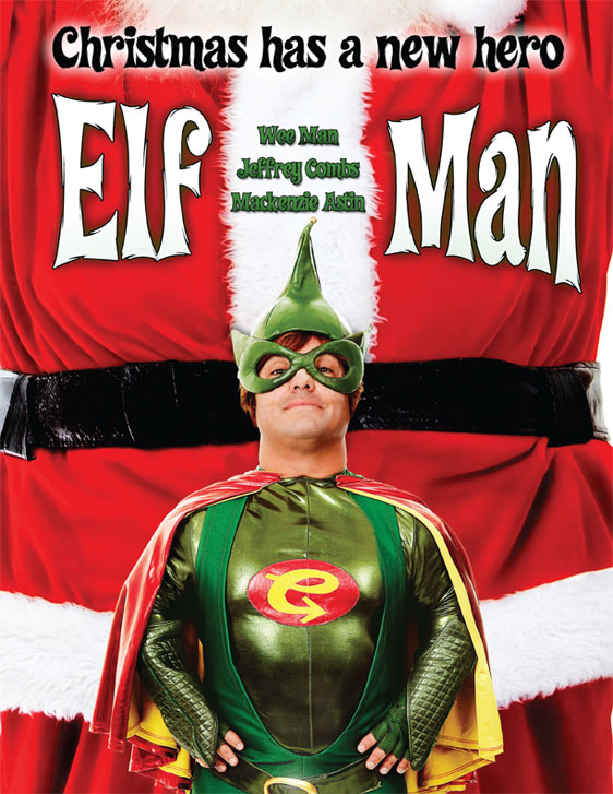 Elf-Man Poster #1