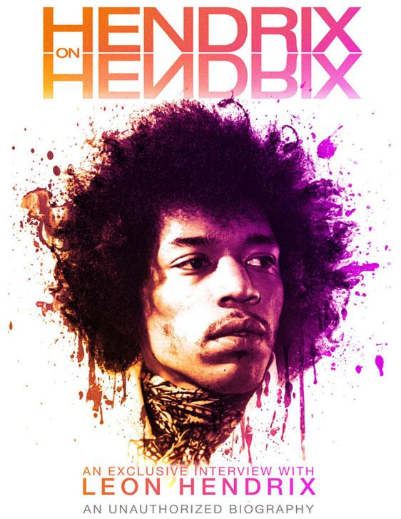 Hendrix on Hendrix Poster #1