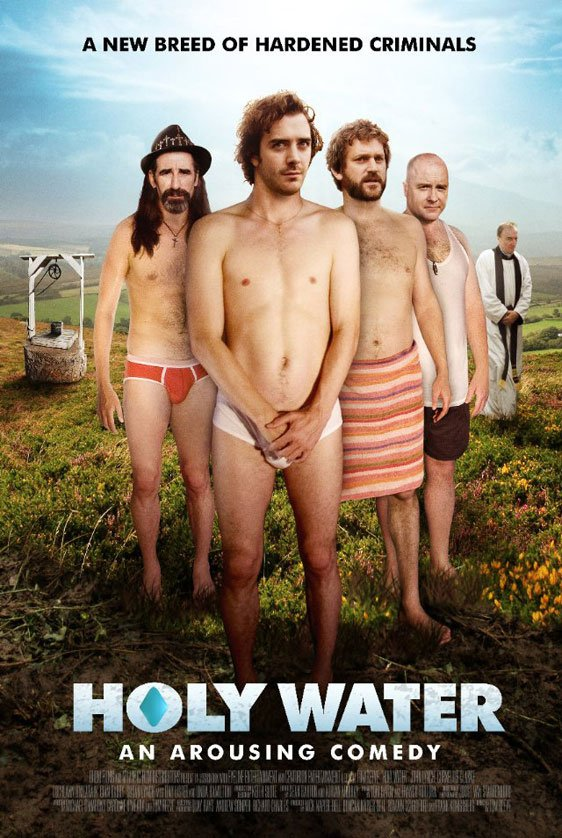 Holy Water Poster #1