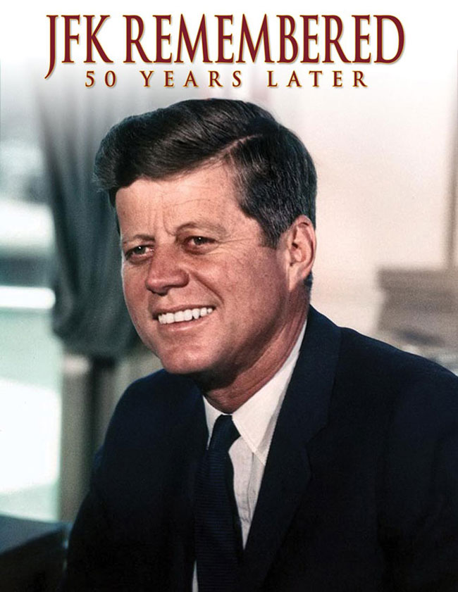 JFK Remembered: 50 Years Later Poster #1