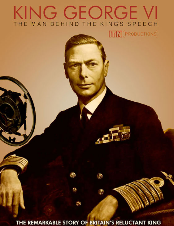 King George VI: The Man Behind the King's Speech Poster #1