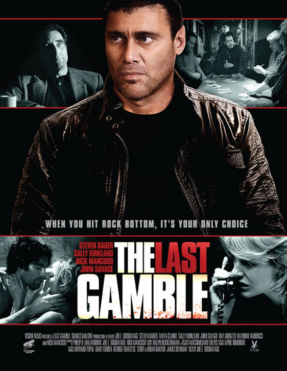 The Last Gamble Poster #1