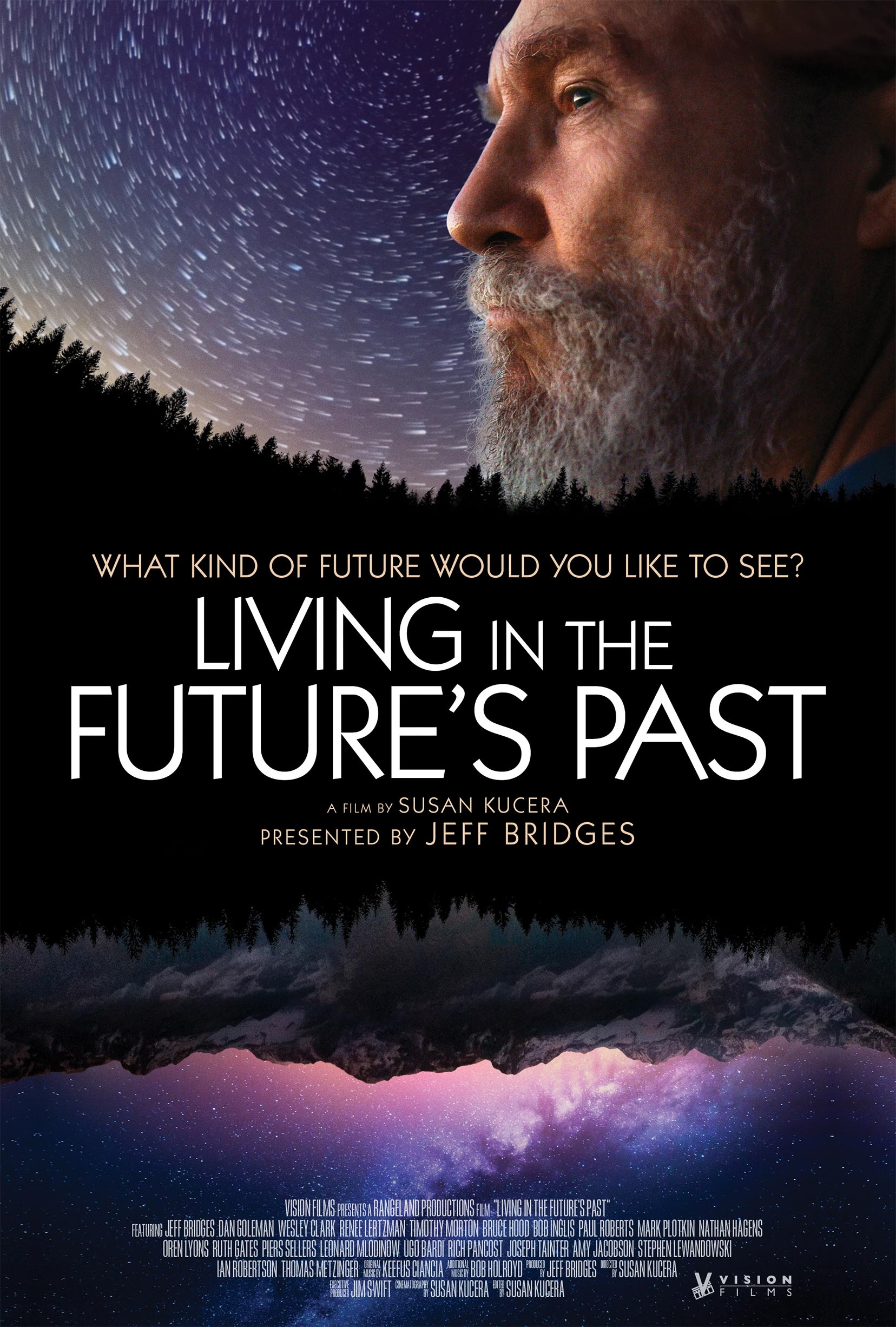 Living in the Future's Past Poster #1