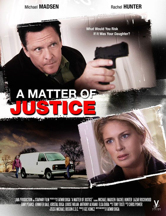 A Matter of Justice Poster #1