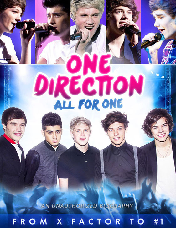 One Direction: The Only Way is Up Poster #1