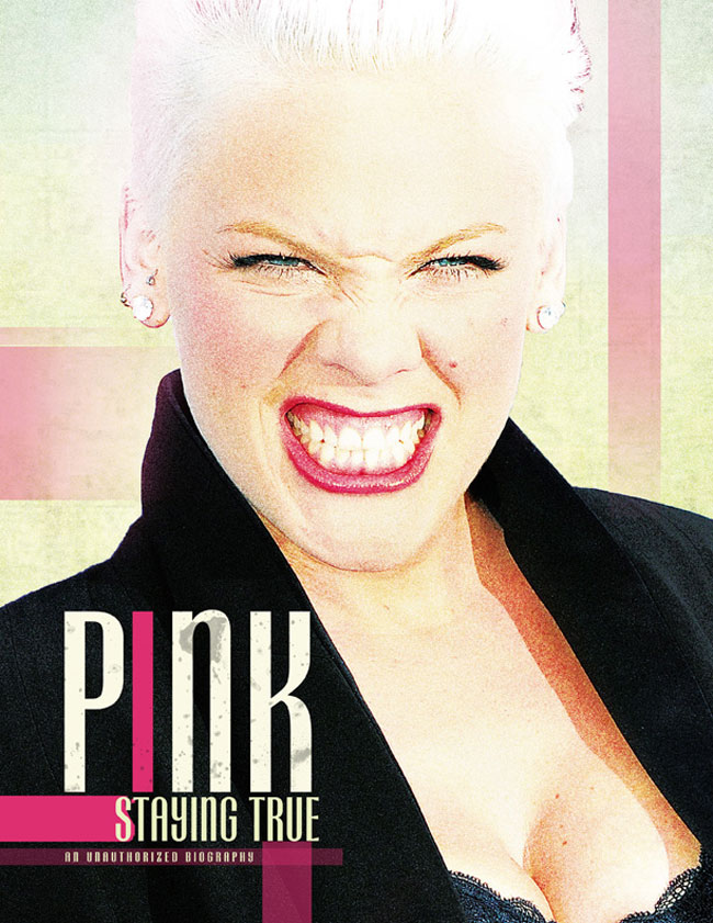 Pink: Staying True Poster #1