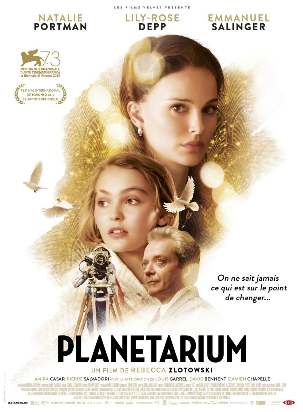 Planetarium Poster #1
