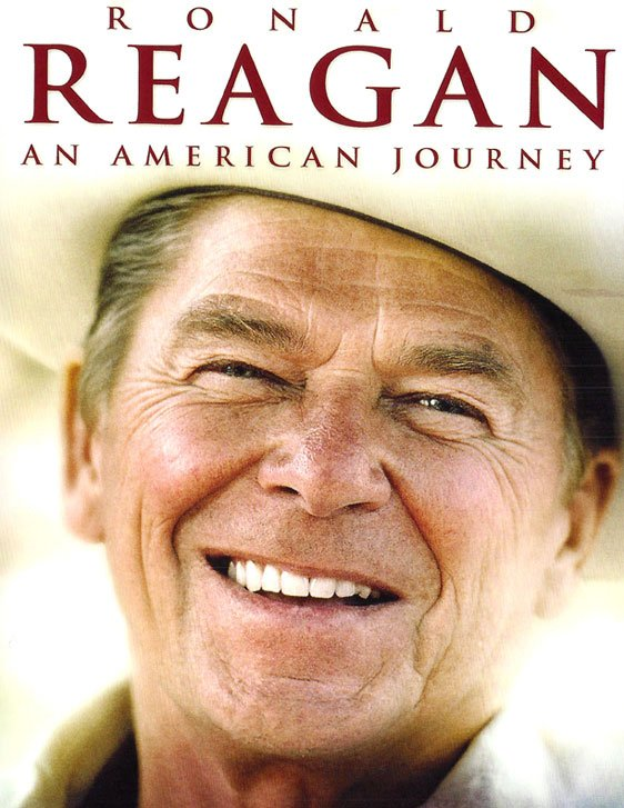 Ronald Reagan: An American Journey Poster #1