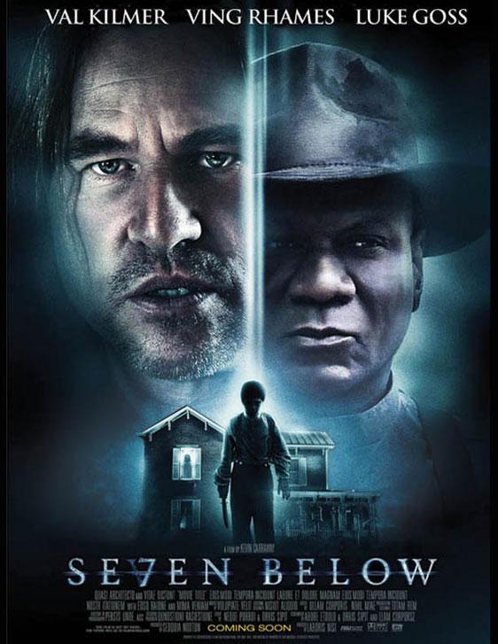 Seven Below Poster #1