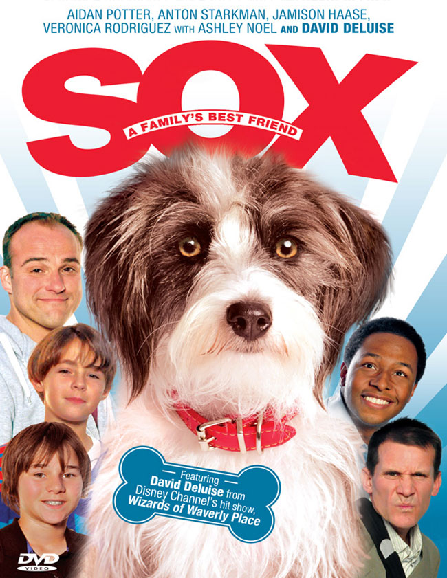 Sox: A Family's Best Friend Poster #1