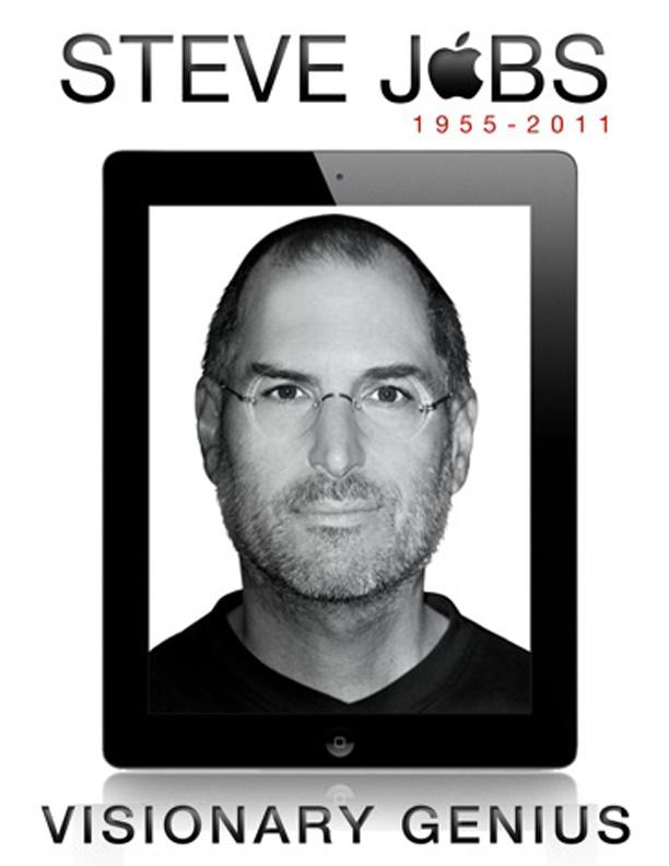 Steve Jobs: Visionary Genius Poster #1
