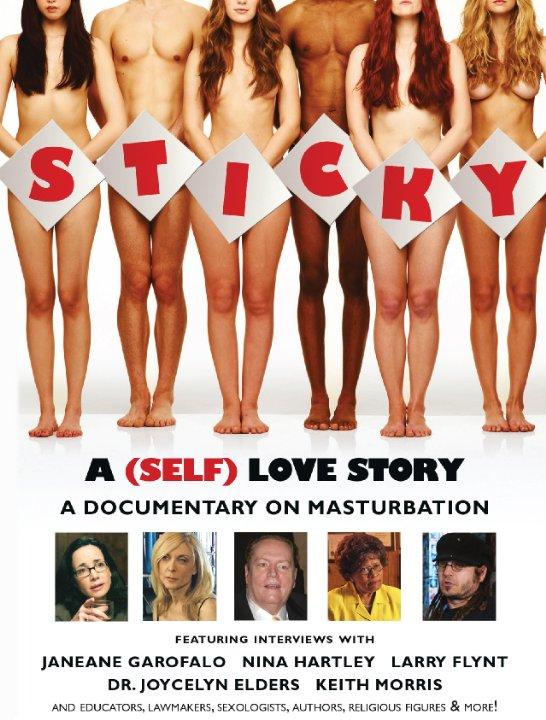 Sticky: A (Self) Love Story Poster #1