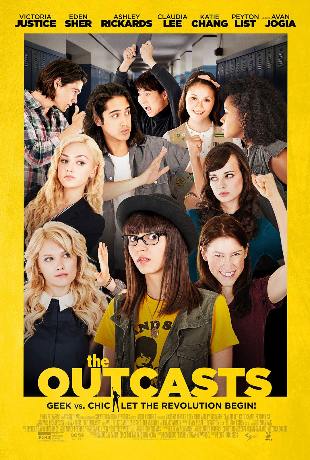 The Outcasts Poster #1
