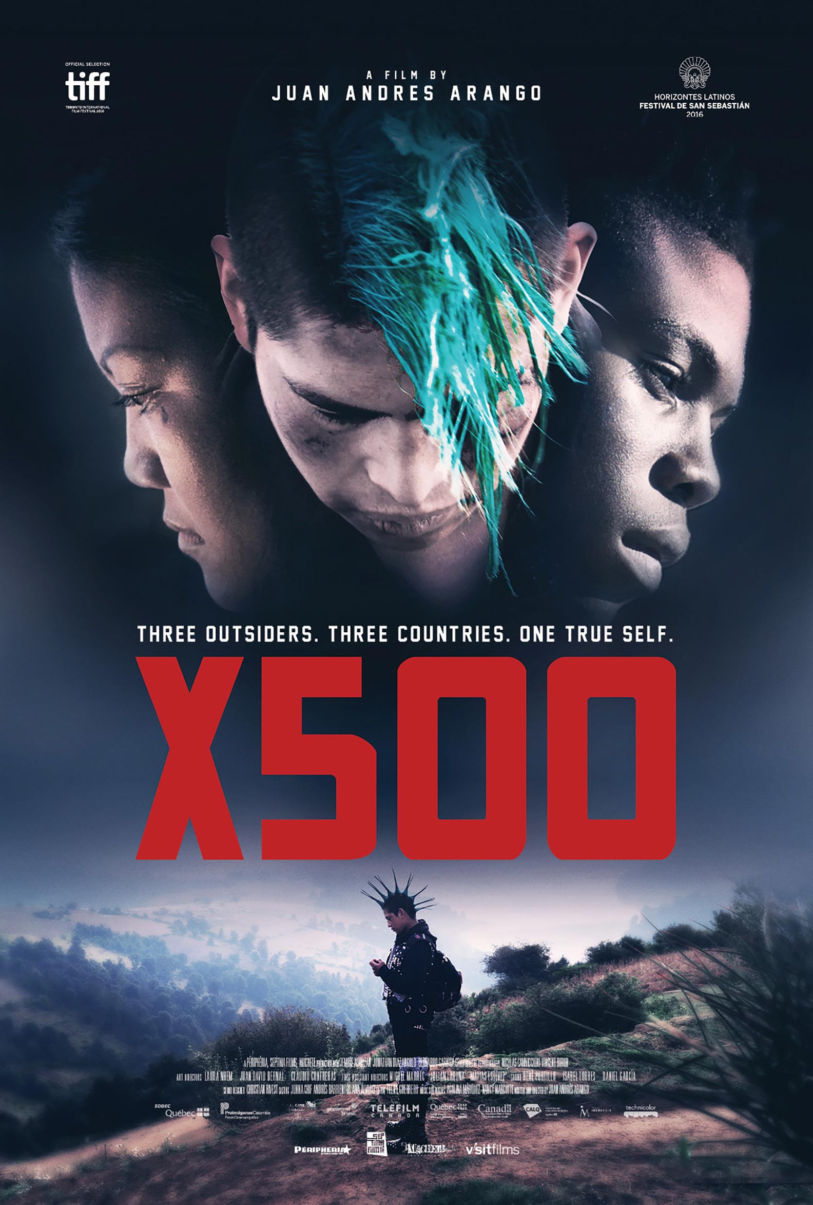 X500 Poster #1