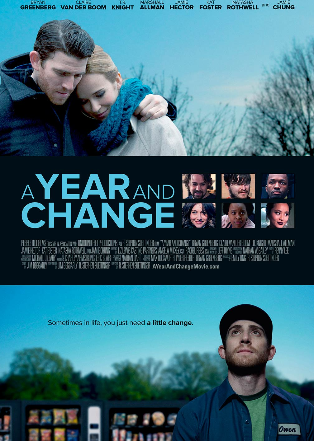 A Year and Change Poster #1