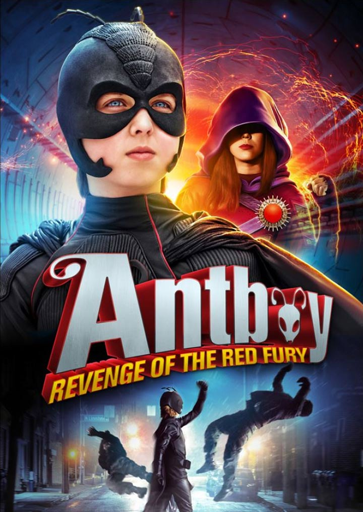 Antboy: Revenge of the Red Fury Poster #1