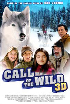 Call of the Wild 3D Poster #1