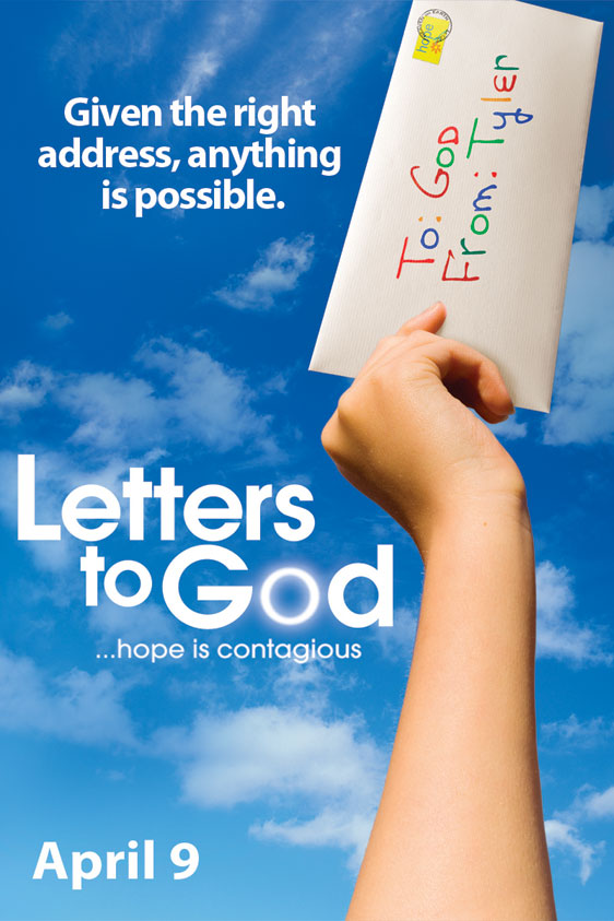 Letters to God Poster #1