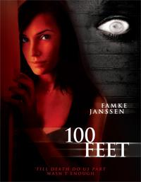100 Feet Poster #1