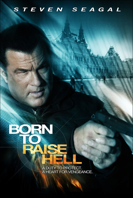 Born to Raise Hell Poster #1