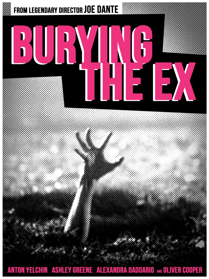 Burying the Ex Poster #2