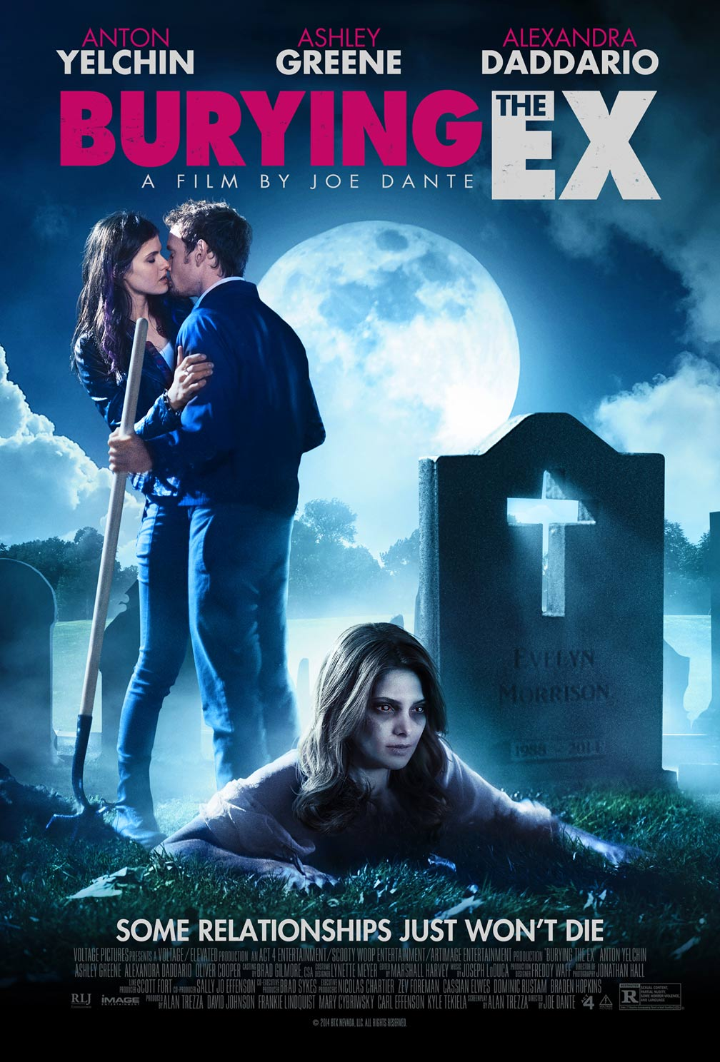 Burying the Ex Poster #3