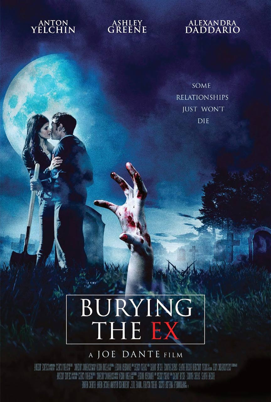 Burying the Ex Poster #1