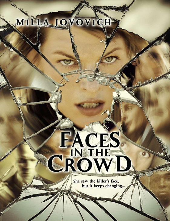 Faces in the Crowd Poster #1