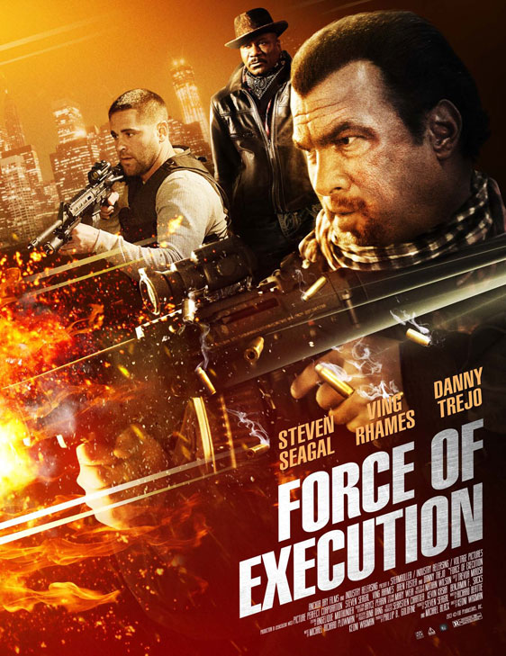 Force of Execution Poster #1