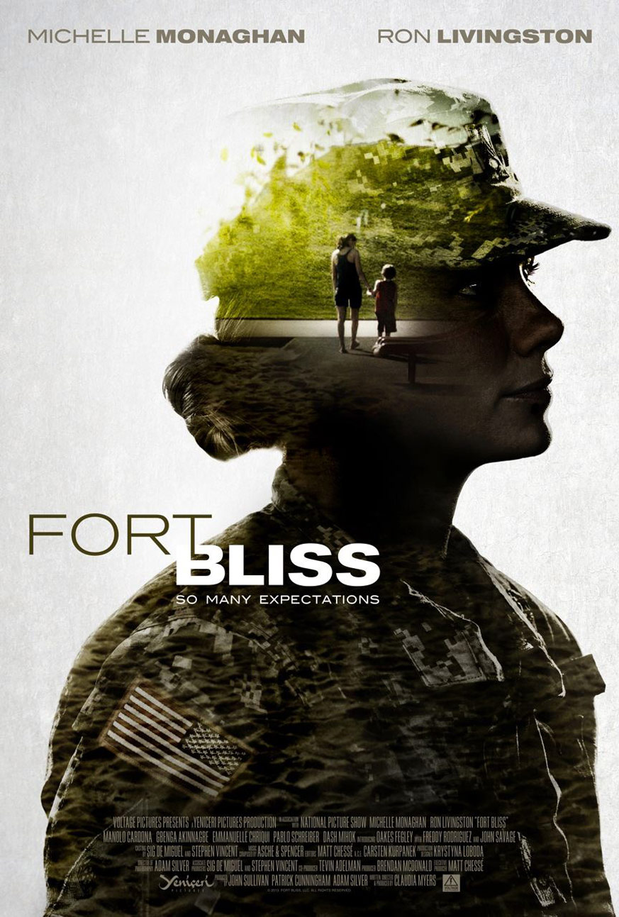 Fort Bliss Poster #1