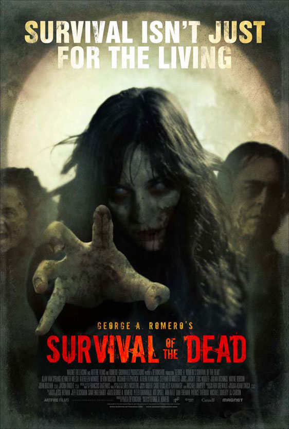 George A. Romero's Survival of the Dead Poster #3