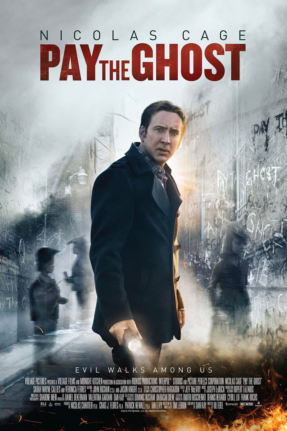 Pay the Ghost Poster #1