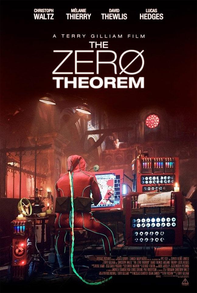 The Zero Theorem Poster #1
