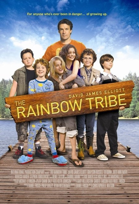 The Rainbow Tribe Poster #1