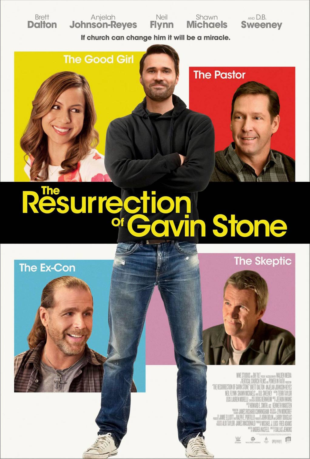 The Resurrection of Gavin Stone Poster #1