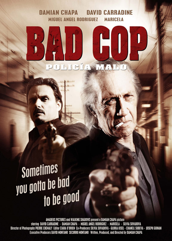 Bad Cop Poster #1