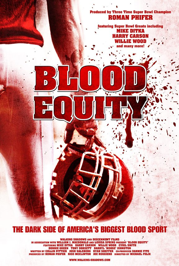 Blood Equity Poster #1