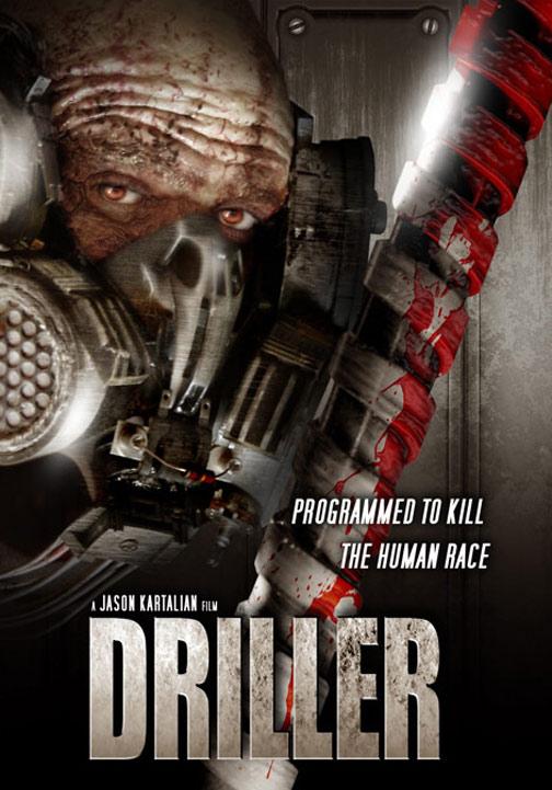 Driller Poster #1