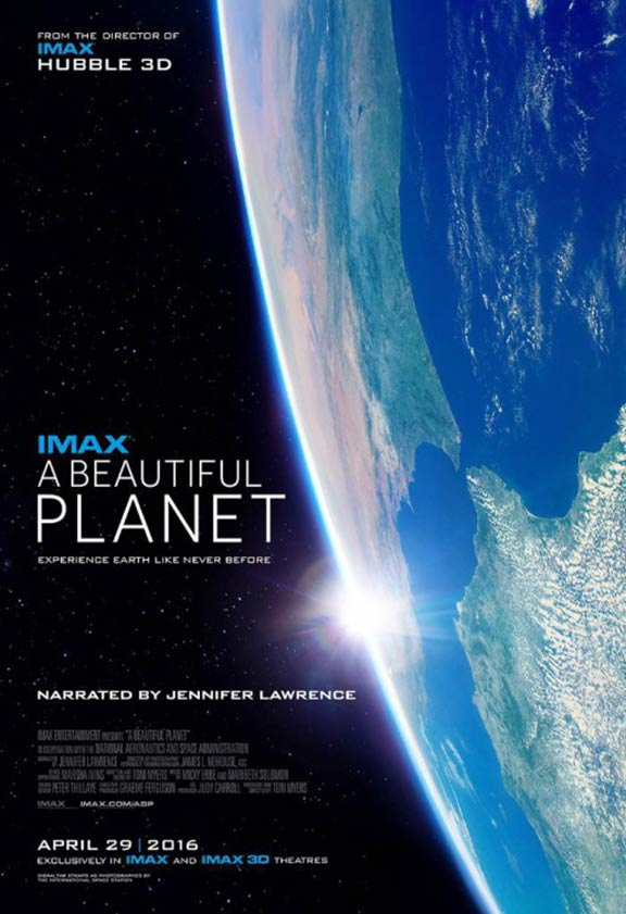 A Beautiful Planet Poster #1