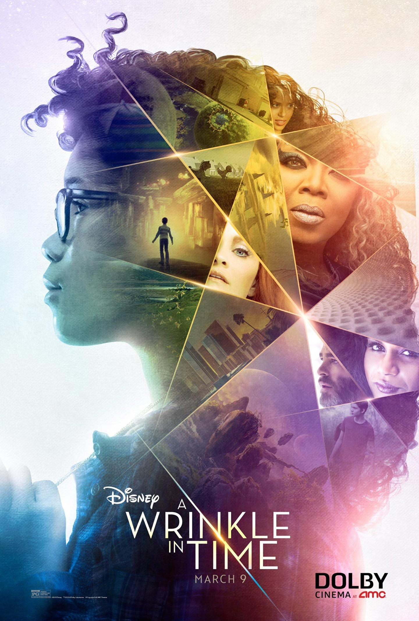 A Wrinkle in Time Poster #5