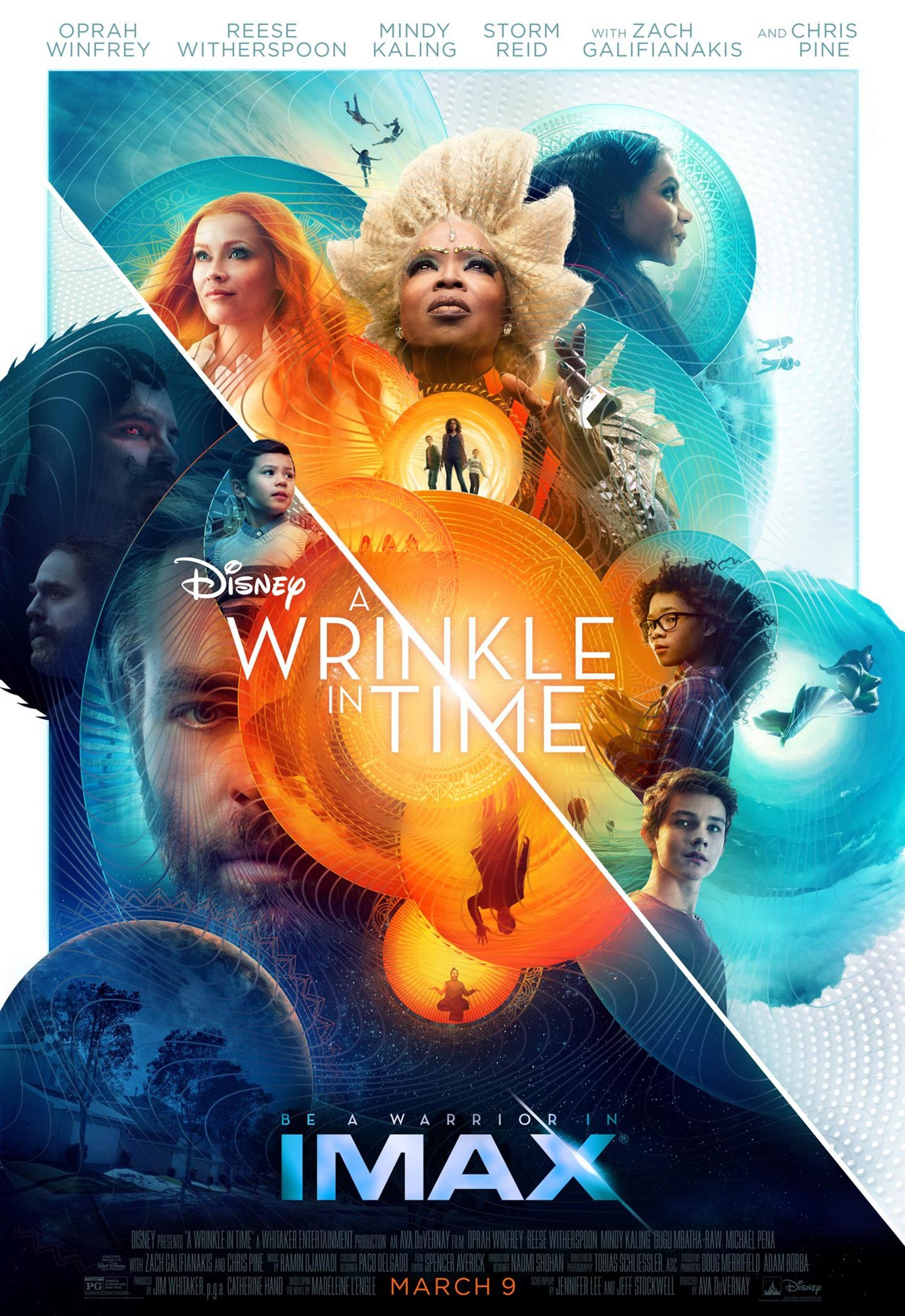 A Wrinkle in Time Poster #6
