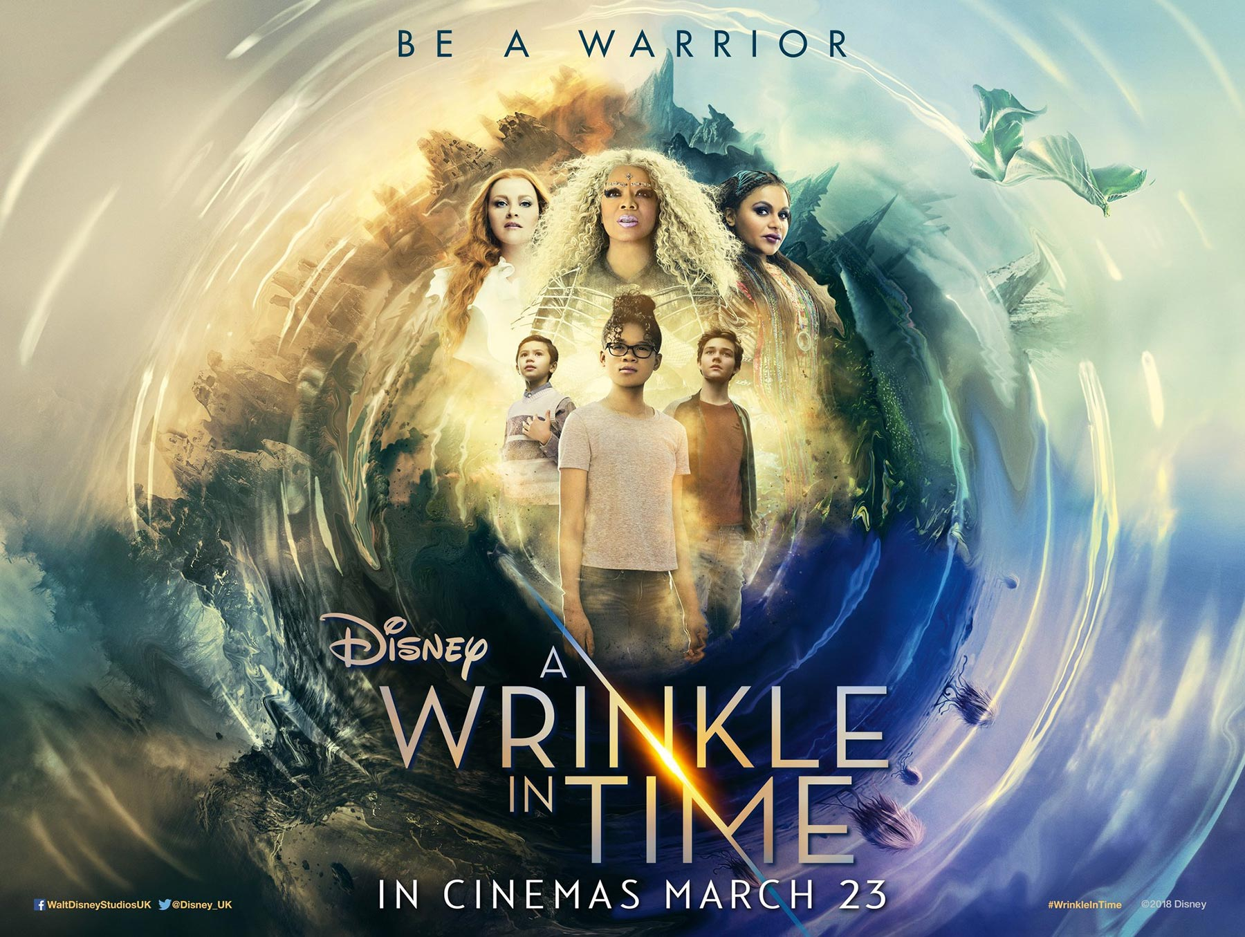 A Wrinkle in Time Poster #7