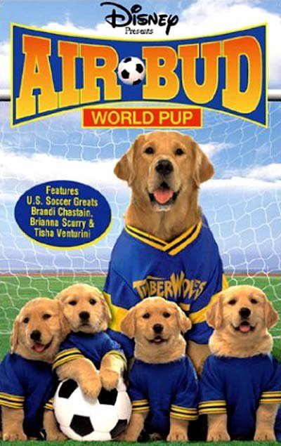 Air Bud: World Pup Poster #1