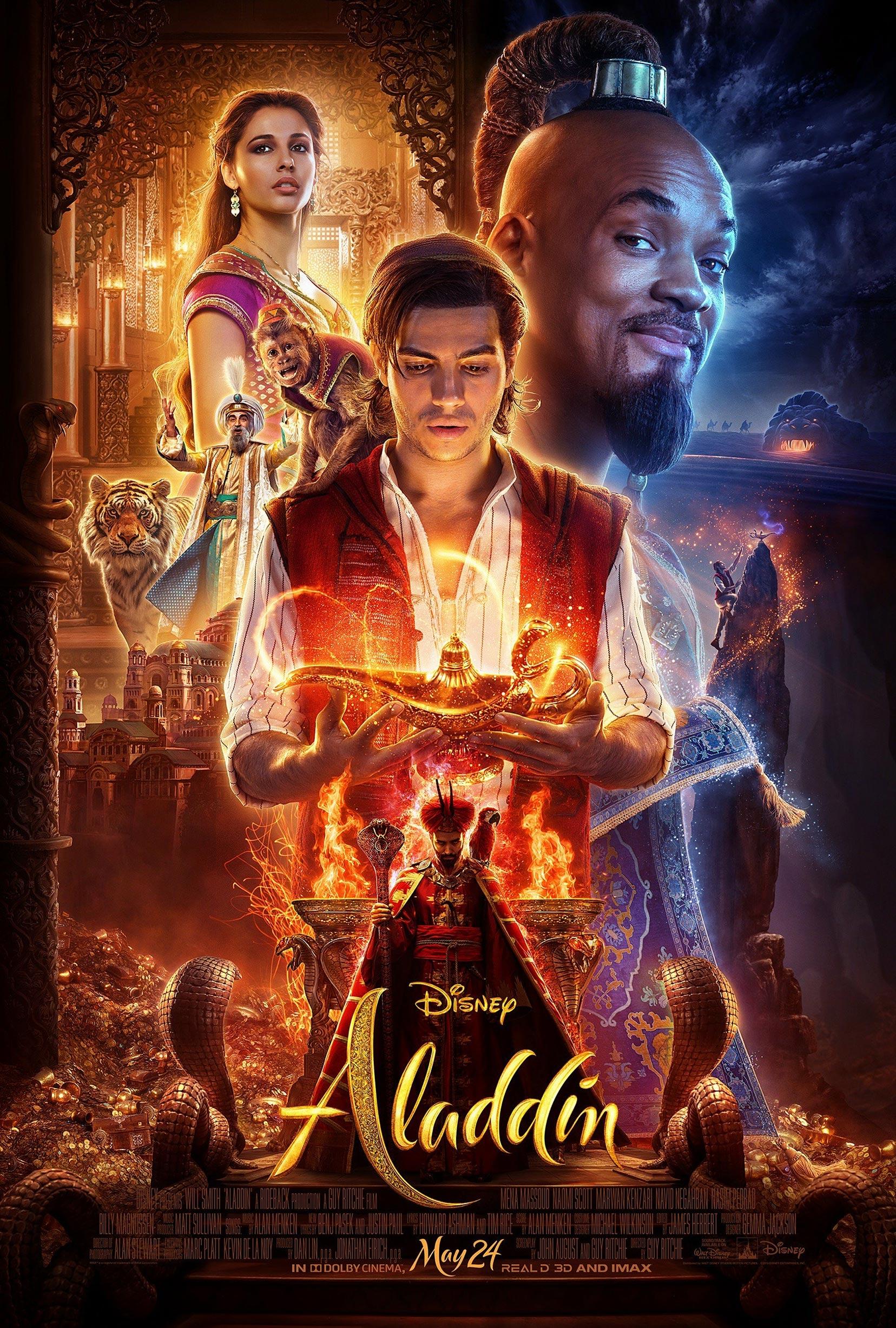 Aladdin Poster #2