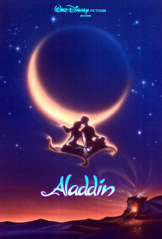 aladdin  1992  poster  1