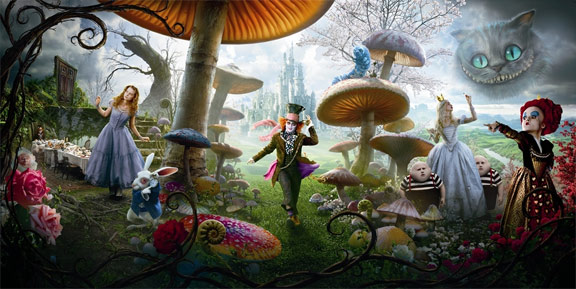 Alice in Wonderland Poster #11